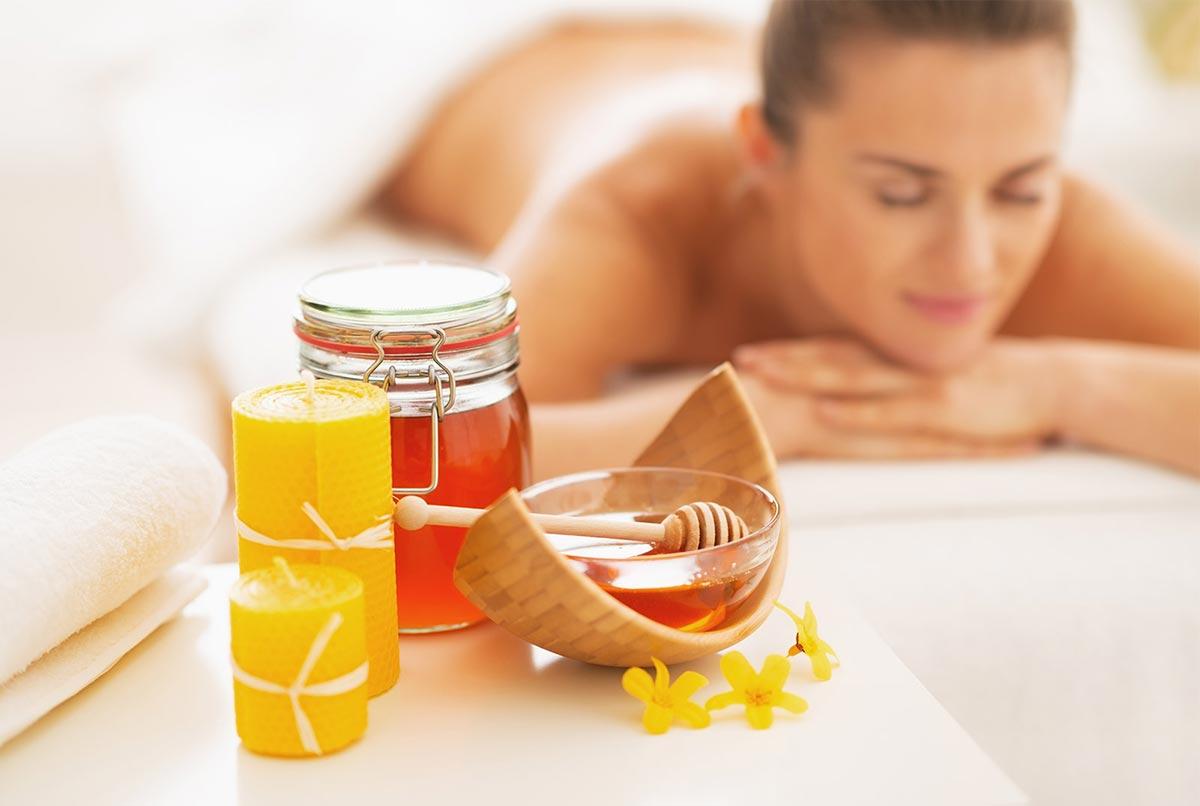 Мед от целлюлита в домашних условиях - Похудение дома 30