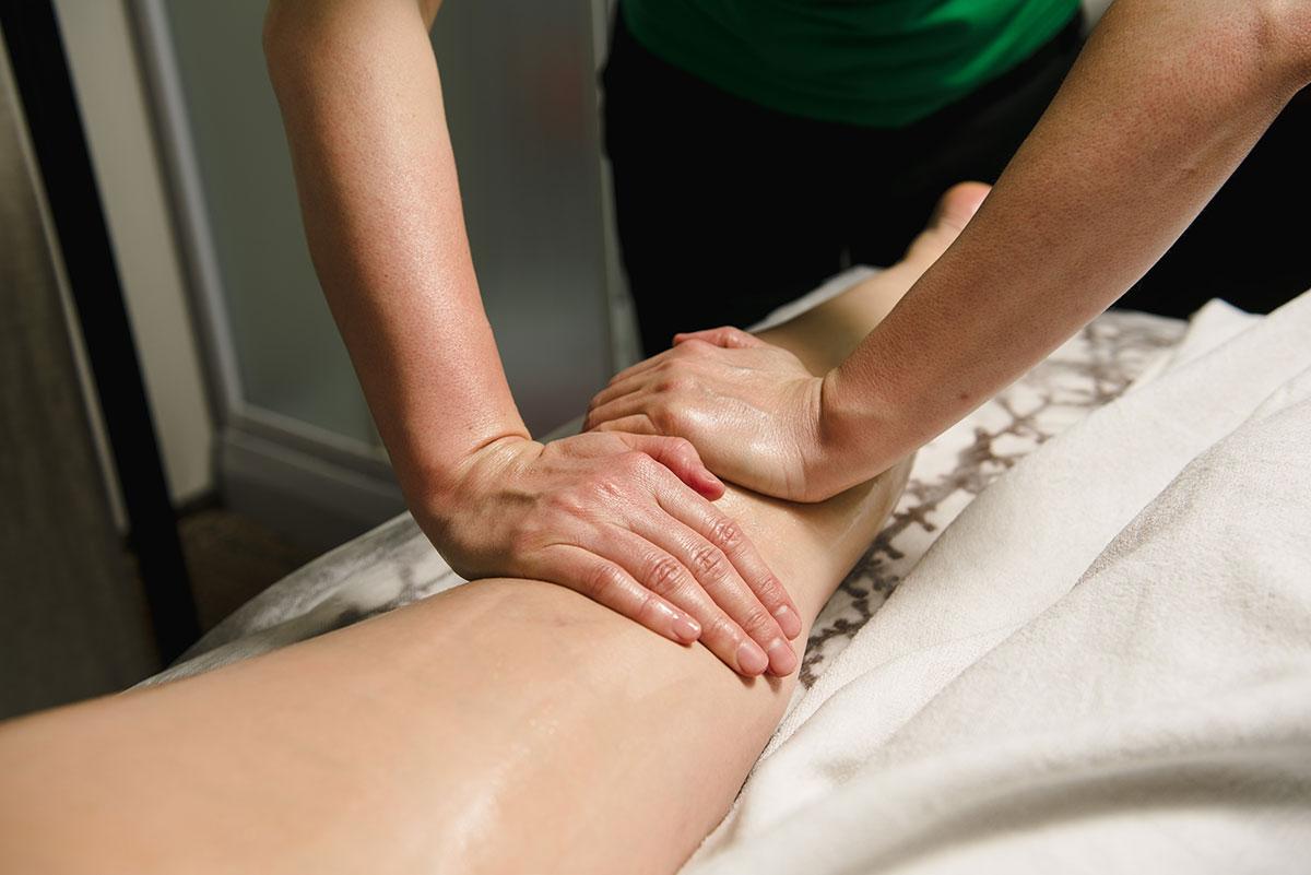 Разновидности и техники массажа